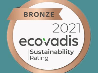 Nuova classificazione CSR Ecovadis